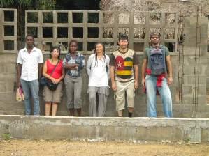 "Ambiente ingegnere in Africa. ""Missione Compiuta"""