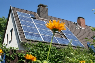 Fotovoltaico in Coperura